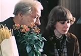 Алла Демидова в фильме «Повесть о неизвестном актере»